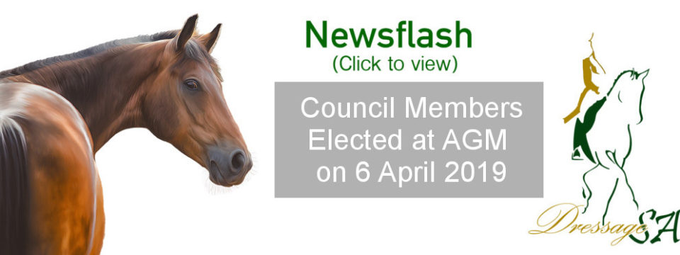 Council Members Elected at the AGM on 6 April 2019